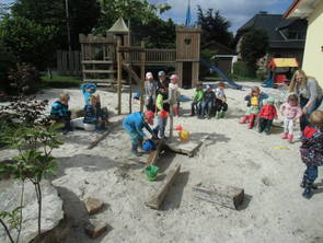 Kindergarten in Rollesbroich